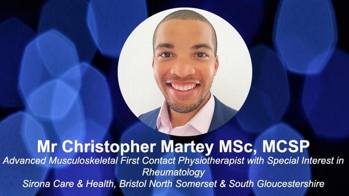 Mr Christopher Martey